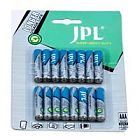 JPL AAA Green Heavy duty Batteries  160 Batteries, 10 pack of 16 batteries